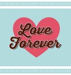 Heart shape icon love design graphic vector