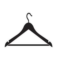 Clothes Hanger icon4 resize vector image