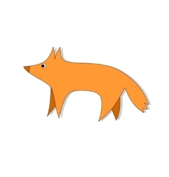 Logo silhouette design template wildlife vector