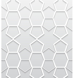Paper Hole Pattern abstract background vector image