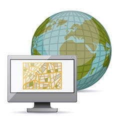 Gps design vector