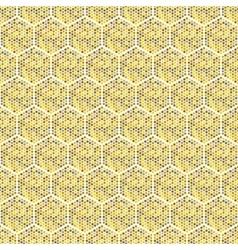 seamless monochrome pattern imitation SOT vector image vector image
