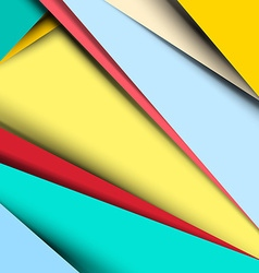 Material design retro background - pattern vector