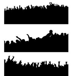 Crowd variation vector