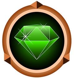 Gemstone vector
