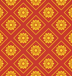 Patterns Thai 1 vector image vector image