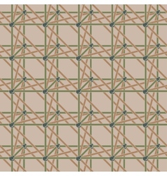 Seamless cube pattern1 vector image vector image