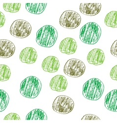 Handdrawn sketch pattern seamless vector