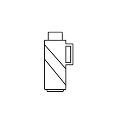 Thermo icon vector