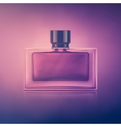 Perfume Boottle vector image vector image
