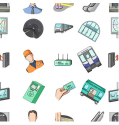 Transport public equipment and other web icon vector