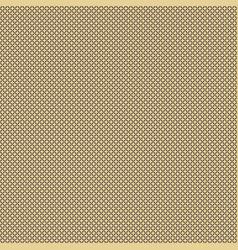 Seamless modern pattern with golden stars vector