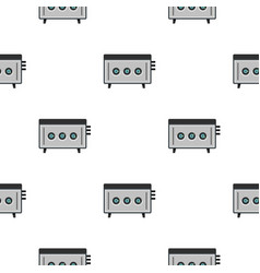 Cd player pattern seamless vector