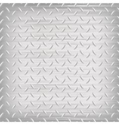 Grey metal background vector