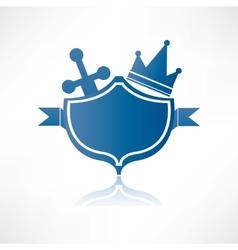 King icon vector