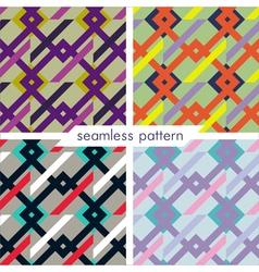Seamless pattern set4 vector