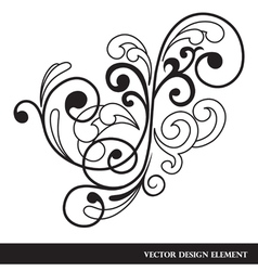 design element vector image vector image