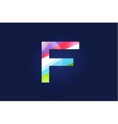 F letter logo icon symbol vector