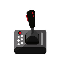 Videogames related icon image vector