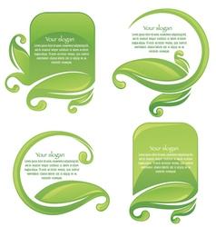 Green life vector