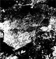 grunge black dapple vector image
