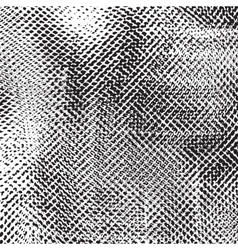 Thick Texture Grid vector image vector image