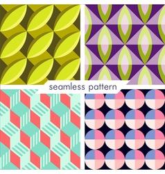 Seamless pattern set5 vector