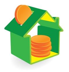 moneybox vector image