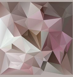 Old pink polygon background vector