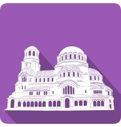 Symbol of bulgaria vector