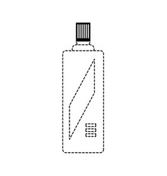 spray bottle icon image vector image