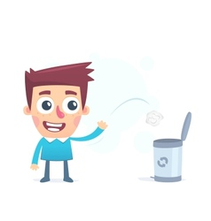 Keep the cleanliness vector