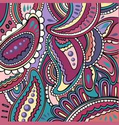 decorative colorful background for design vector image