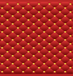 Abstract background of scarlet squares vector