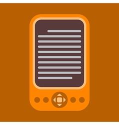 Book reader vector