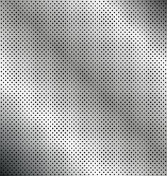 Silver metallic texture vector