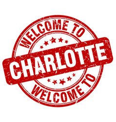 Welcome to charlotte vector