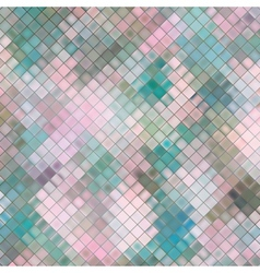 Blue glitters on a soft blurred EPS 10 vector image vector image