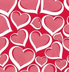 Valentine's day conceptual art backdrop vector