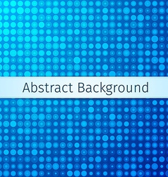 abstract dot background vector image