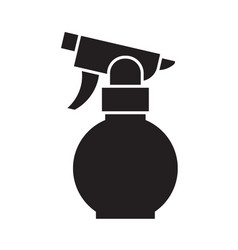 Garden sprayer icon vector