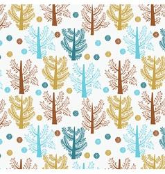 abstract tree wallpaper vector image