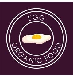 Egg icon design vector