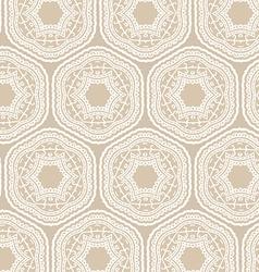 Tribal art ethnic seamless pattern boho print vector