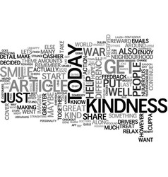 A little smile goes a long way text word cloud vector