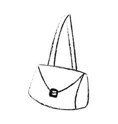 Womens handbag icon image vector