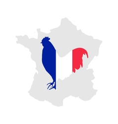 French cock vector