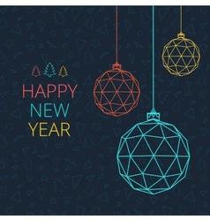 Happy Ball vector image vector image