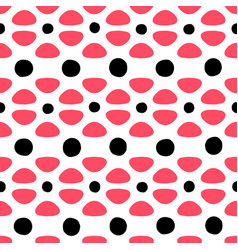 Graphic seamless pattern vector
