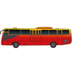 Bus trans jakarta vector